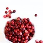 6 HOMEMADE Cranberry Sauce Recipes www.createdby-diane.com @createdbydiane FOLLOW me for more great recipes