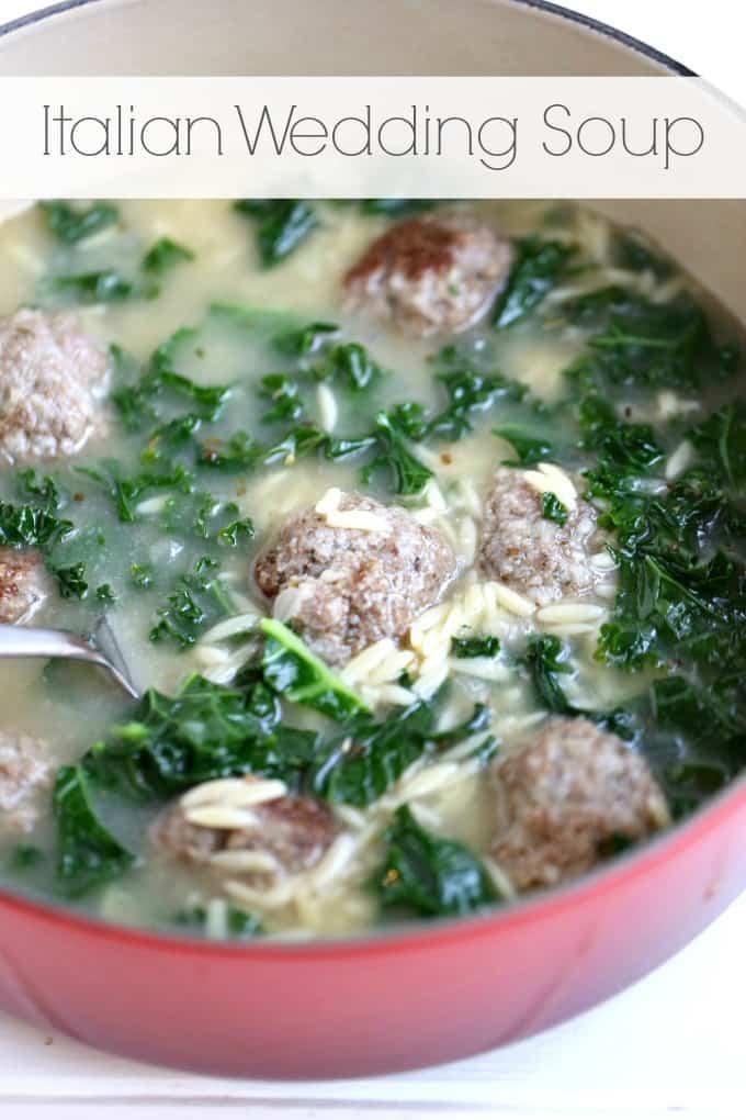 Italian Wedding Soup Created By Diane