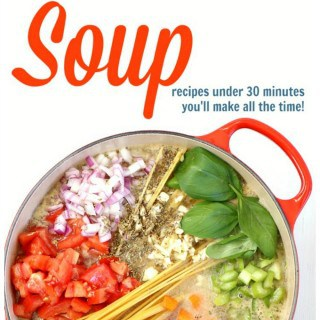 Soup recipes under 30 minutes