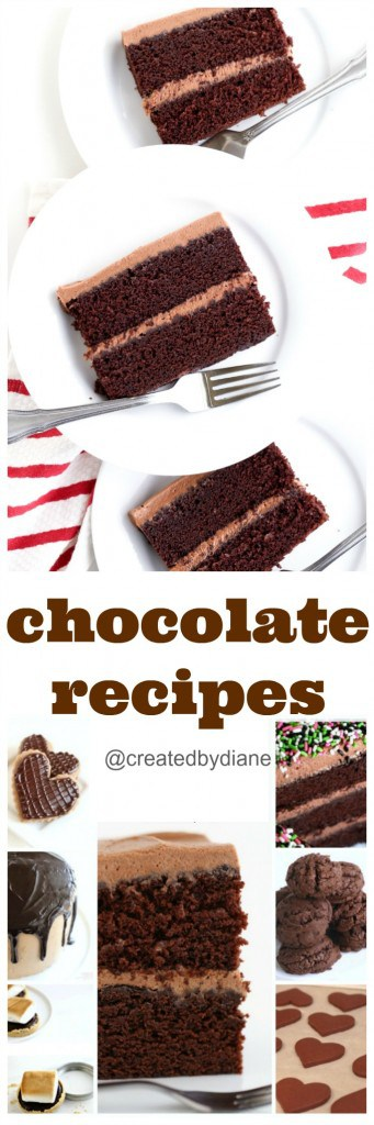 CHOCOLATE recipes you'll want to make right away!