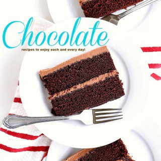 COVER chocolate recipes to enjoy each and every day!