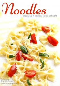 pasta and noodles with delicious sauce recipes you make often