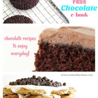 Chocolate recipes to enjoy each and every day!
