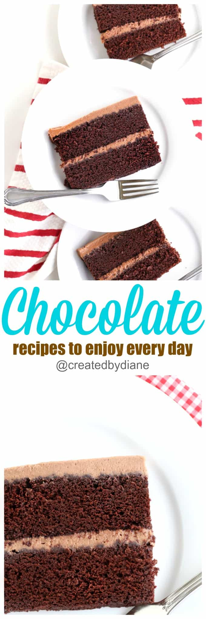 chocolate recipes to enjoy every day @createdbydiane