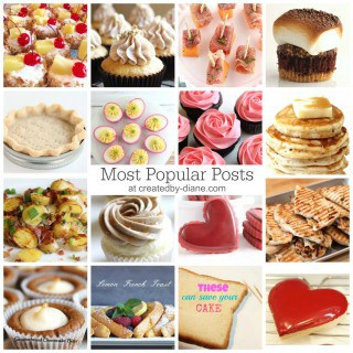 most popular posts from @createdbydiane