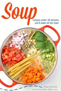 soup recipes everyone should have for comfort meals in minutes