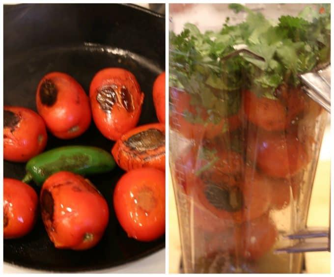 hoomemade salsa