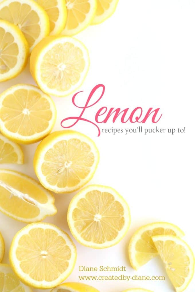 lemon recipes cover