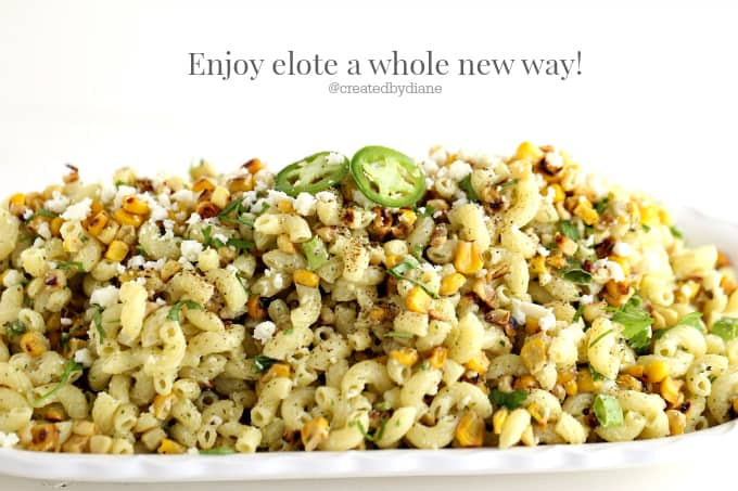 enjoy elote a whole new way