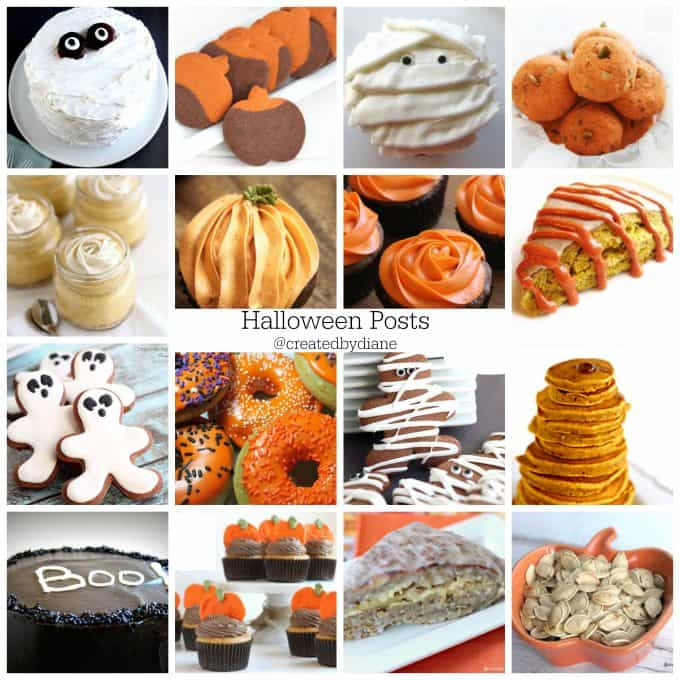 Halloween Posts from @createdbydiane