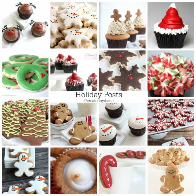 Holiday Posts @createdbydiane