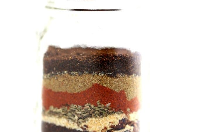 Taco Seasoning (no salt) @createdbydiane