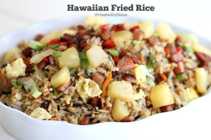 hawaiian-fried-rice-createdbydiane