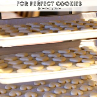 How to bake perfect cut out cookies