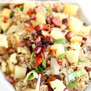 Luau Fried Rice