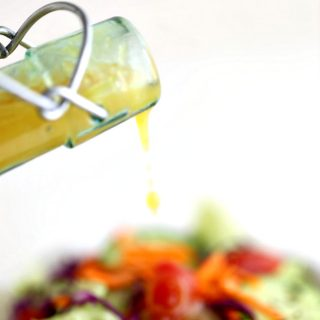 Asian Orange Salad Dressing