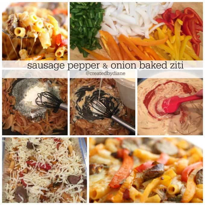 sausage-pepper-onion-baked-ziti-recipe-how-to-createdbydiane