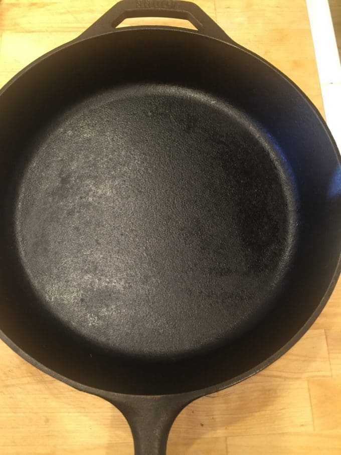 12 inch lodge cast iron skillet