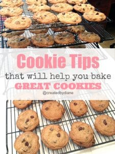 bake better cookies with this FREE GUIDE to great cookie baking #holidaycookies #holidaybaking #dropcookies