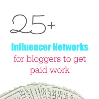 Social Influencer Networks to join