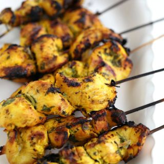 Lemon Chicken Kabob