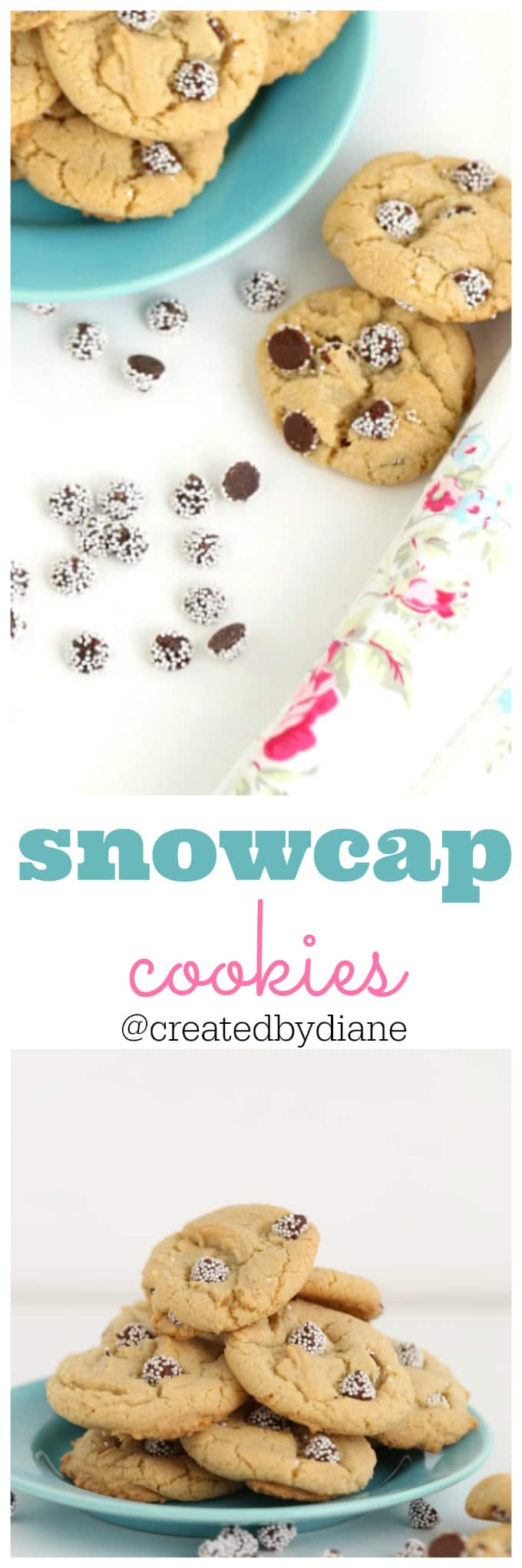 snowcap cookie recipe