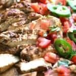 taco marinated chicken @createdbydiane