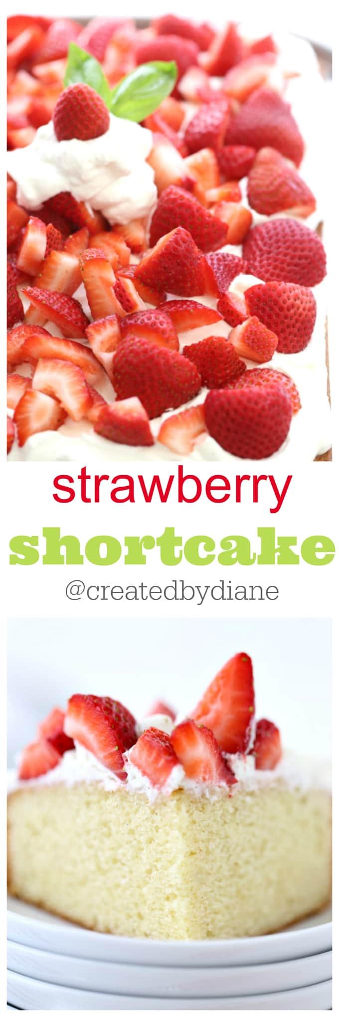 1 hour strawberry shortcake @createdbydiane