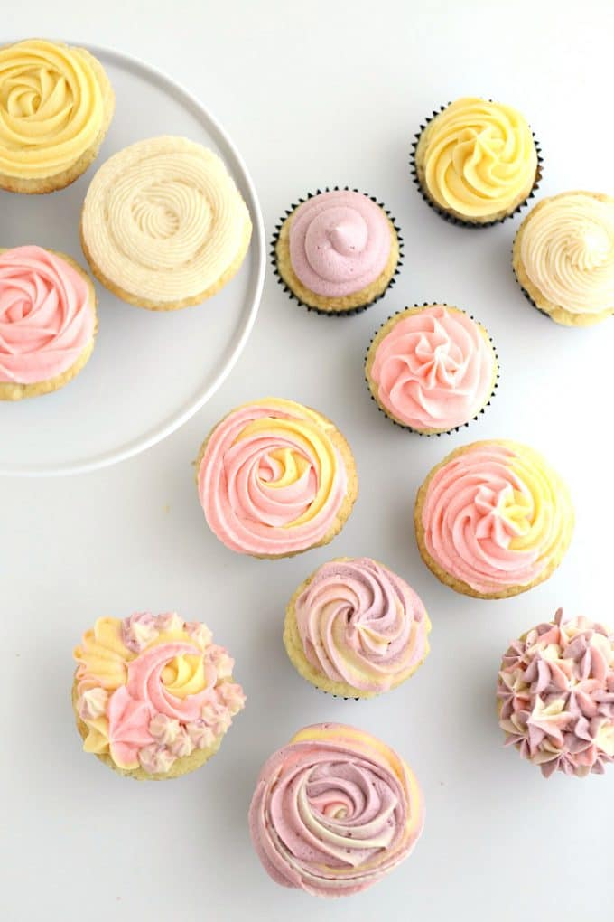 frosted cupcakes how to tips and tricks