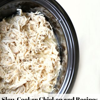 Slow Cooker Chicken with Recipes