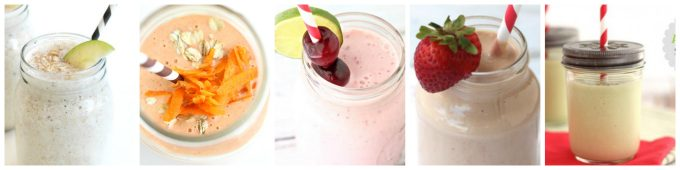 smoothie recipes @createdbydiane