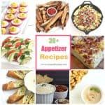 30+ Appetizer Recipes www.createdbydiane.com