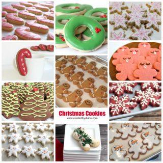 Christmas Cookies www.createdbydiane.com