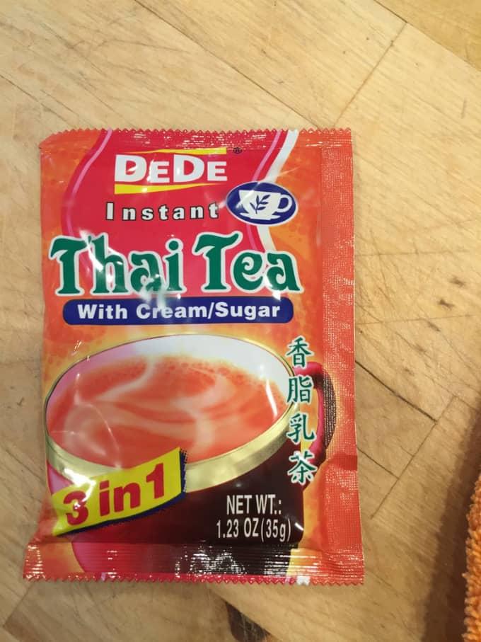 Thai Tea Cookies www.createdbydiane.com