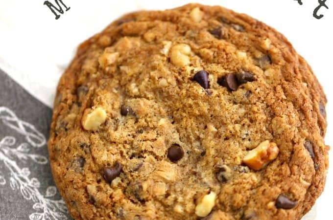 maple walnut cookies www.createdbydiane.com