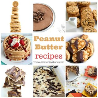 baking with peanut butter