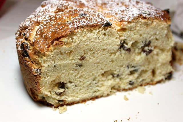 IRISH soda bread recipe www.createdbydiane.com