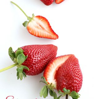 Strawberry Recipes from www.createdbydiane.com