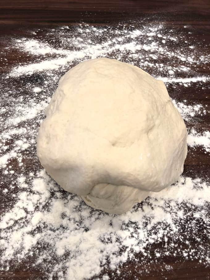 french bread dough www.createdbydiane.com