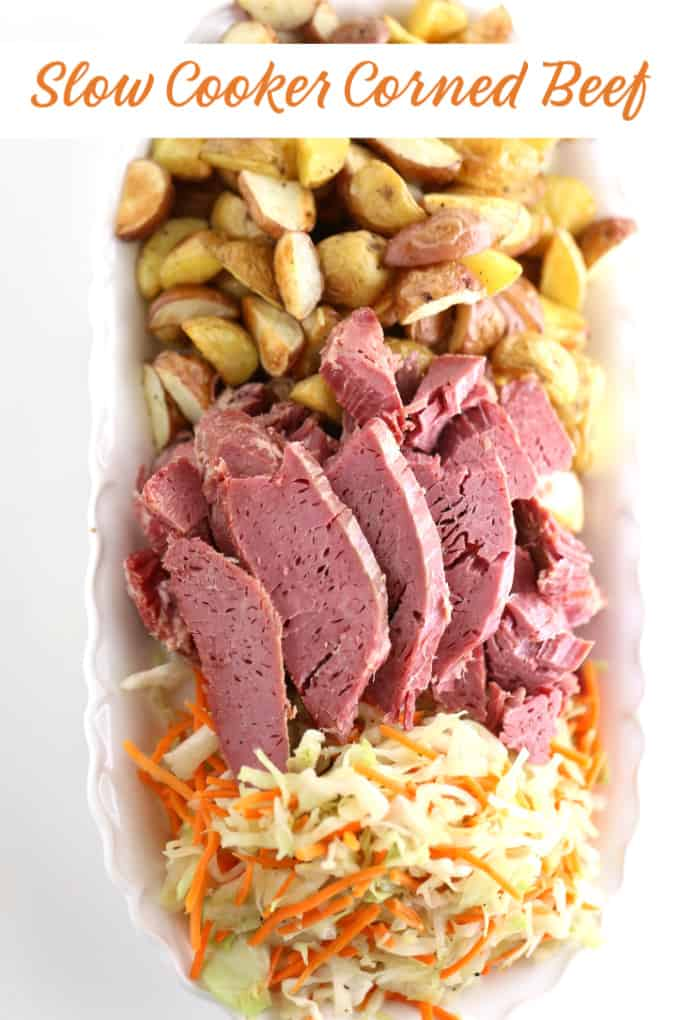 slow cooker corned beef