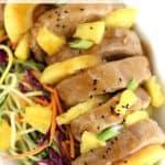 Teriyaki Pork Chops pressure cooker recipe www.createdbydiane.com
