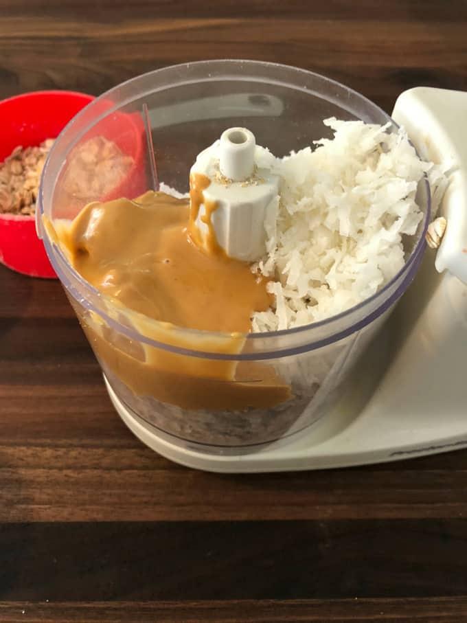easy no bake peanut butter snack