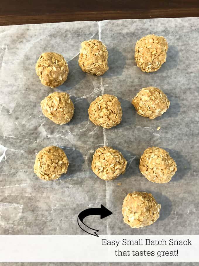 easy small batch snack that tastes great www.createdbydiane.com