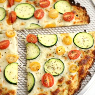 Low Carb Pizza Crust Recipes