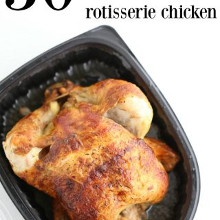 30 plus recipes to use rotisserie chicken in www.createdbydiane.com