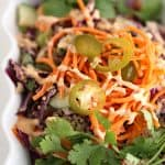 Banh Mi Quinoa Salad www.createdbydiane.com