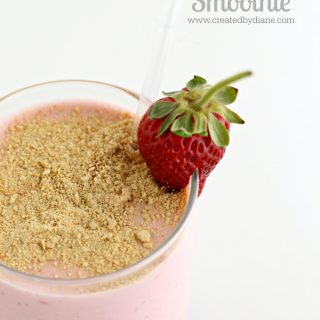 strawberry-cheesecake-smoothie recipe