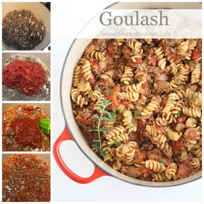 American Goulash Recipe www.createdbydiane.com