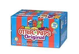 otter pop popsicle