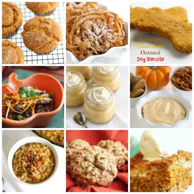 simple and easy pumpkin recipes